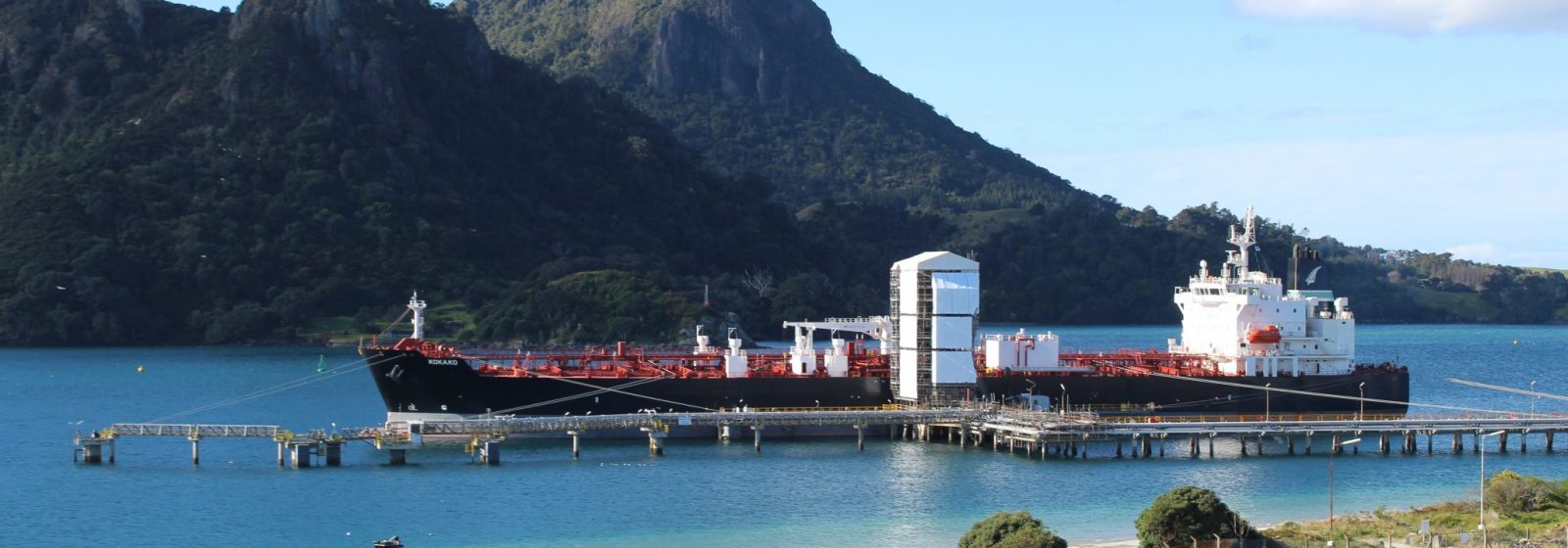 Jetty Loading Structure Maintenance - Header Image