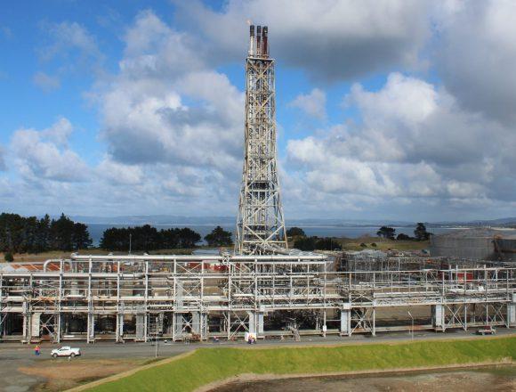Refinery Flare Pipeline Damage Repairs