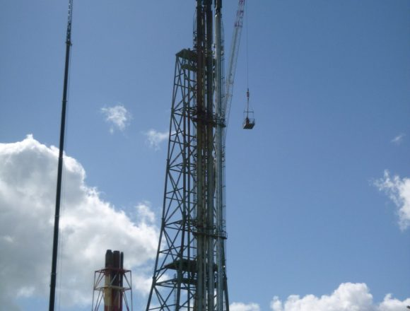 Refinery Flare Structure Maintenance and Repairs - Project Image