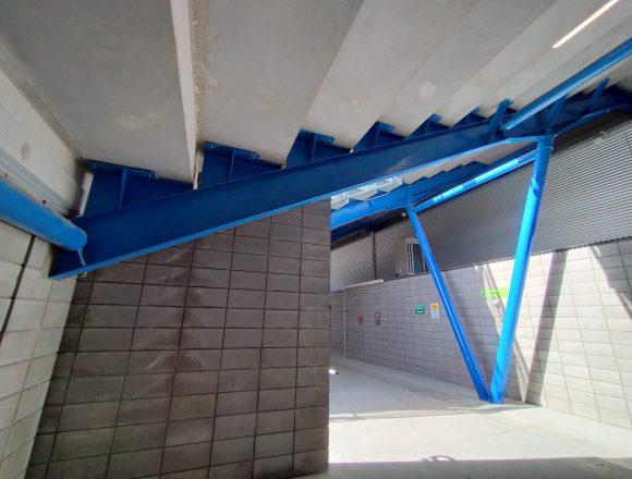 Stadium Structural Investigation